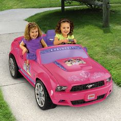 Mustang for my baby girl