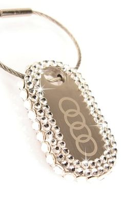 Audi bling by Crystal Skins