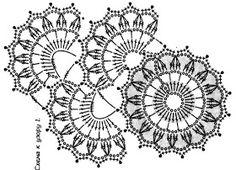 Crochet edging ideas for 2019 Crochet Lace Edging, Crochet Shawls And Wraps, C2c Crochet, Crochet Flower Patterns, Irish Crochet, Crochet Stitches, Crochet Books, Crochet Long Dresses, Crochet Granny Square Afghan
