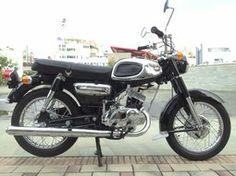 川崎 Kawasaki B1 125 1976