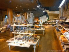 Kalev Chocolate Shop in Rotermann City