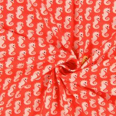 Single Jersey Seahorse 1 - More Jersey Fabricsfavorable buying at our shop
