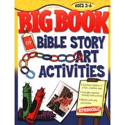 Bible lessons, worksheets, and crafts for younger children (3-6)