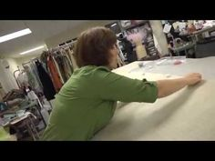 Constructing a Classical Ballet Tutu (Part 3: Cutting and Gathering the Tulle) - YouTube