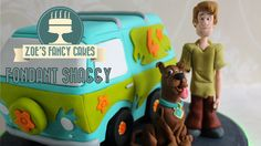 How to make a fondant Shaggy from Scooby-Doo How to Cake Decorating Tuto...