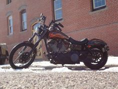 Wide Gliders...Let's See Those Apes! - Harley Davidson Forums