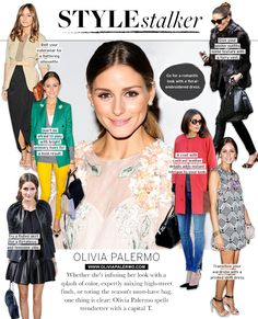 Flash back: Olivia Palermo (Posted: 11 January 2013)