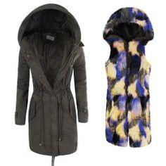e7c584cd32 Kék szőrmés kapucnis bélelt kabát - Női ruha webáruház, női ruhák online -  HG Fashion. KabátCicanadrág