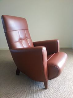 Original Sleepy Hollow Armchair Up For Sale Is An Original Classic Sleepy  Hollow Armchair. These