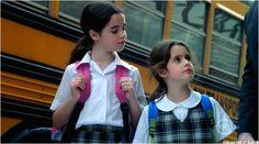 Young Vanessa and Laura Marano