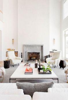 60+ Modern Minimalist Living Room Designs