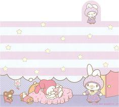 "Sanrio My Melody ""Variety"" Memo (Sheet) (5) | crazysugarbunny | Flickr"