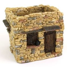 miniature fairy house - Google Search