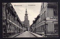 94479 AK Greifswald Straße zur Nicolaikirche um 1910 | eBay