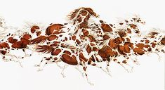 bev doolittle art | Bev Doolittle-When The Wind Had Wings