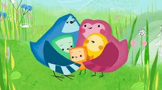 Monster Entertainment has sold animated preschool series Pikkuli to Germany's MDR. The non-dialog series will broadcast on KiKA from August 19 through September airing Monday through Friday at a. Beautiful Birds, Pikachu, Cartoons, Wings, Animation, Entertaining, Fictional Characters, Cartoon, Cartoon Movies