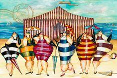 Naked gilfs curvy thick women