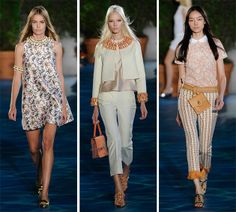 Tory Burch Spring/Summer 2014 RTW – New York Fashion Week  #NYFW   #MBFW   #fashionweek