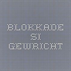 Blokkade Si Gewricht