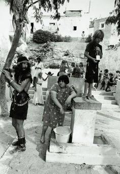 ibiza 1970 - la subida a Sa Penya