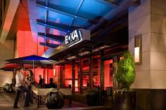 Commercial Building Exterior Architecture Design of Boka Restaurant and Bar, Seattle