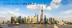 Book select sailings aboard Oceania Cruises before December 31, 2014 and enjoy one or more of the following Expedia® Extras*: http://www.cruiseshipcenters.com/en-US/helenfrankel/promotion/Oceania-Cruises-Sale