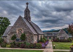 Memorial chapel