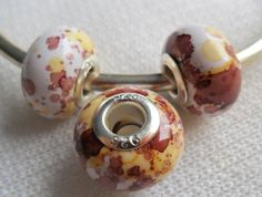 1 Beads Large Hole  to fit European Jewelry  B007 by adawnstyle, $1.00