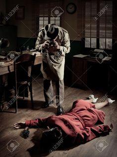 34103284-Photographer-with-vintage-camera-on-crime-scene-with-dead-woman-lying-on-the-floor-film-noir-scene--Stock-Photo.jpg (966×1300)