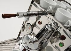 Sixties 1 group Espresso Coffee Machine, Coffee Maker, Commercial Coffee Machines, Compact, Traditional, Beans, Group, Antique, Home