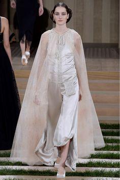 #Chanel #HauteCouture #SS2016 #Paris #catwalk