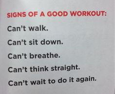 Every crossfit workout