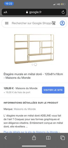 Shopping, Wall Shelves, Products