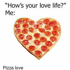 Valentine's....just around the corner #kreatepizza #kreate #pizza #meme #valentines #love #friday #tgif #meme #memes
