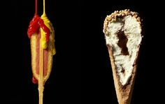 Images of Food Cut in Half Look Amazing All the Way | Gonono-The world's most amazing And Awesome Places