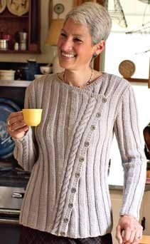 I just got my copy of the2004 Interweave Knits CD Collection, andI realized that the only paper 2004 issue I have is the Winter issue, so I quickly loaded up the CD and began browsing. The first thing I noticed is that so many of the sweaters are just as current today as they were …