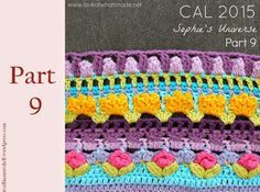 Sophie's Universe CAL 2015   It's all in a Nutshell