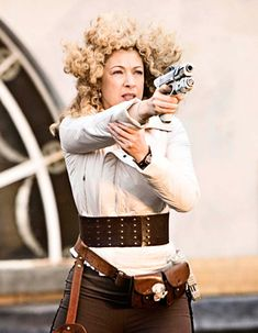 """I got River Song in the """"Which companion are you?"""" quiz!! Eeee! She's ma favorite!!"""