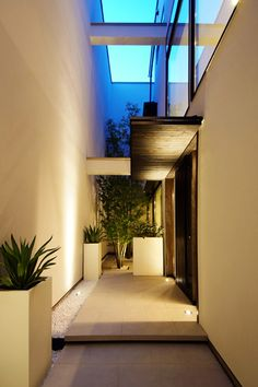Entrance Lighting, Stairs, Exterior, House Design, Home Decor, Stairway, Decoration Home, Staircases, Room Decor