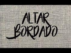 Mariquita Maria Dos - YouTube Altar, Embroidery, Stitch, Crochet, Youtube, Embroidery Stitches, Scrappy Quilts, Couture Embroidery, Hand Embroidery Art