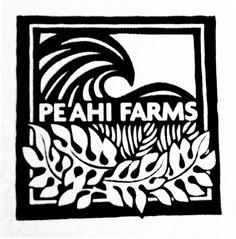 Pe'ahi Farms Logo/Maui - Sarah H Holt
