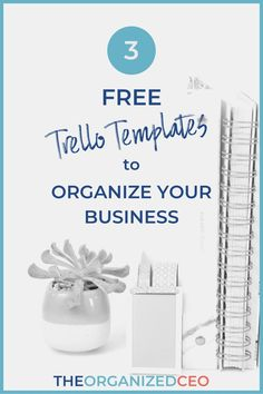 Get these free Trello templates for online entrepreneurs, coaches, consultants, bloggers, and digital product creators. Organize your business with these free Trello templates. The 3 boards include the biz dashboard, productivity planner, and system and processes. Business Organization, Tool Organization, Make Money From Home, Way To Make Money, Trello Templates, Online Entrepreneur, Online Jobs, Coaches, Productivity