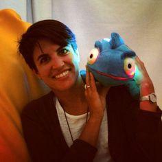 Sara, du marketing Espagne et son coup de coeur nouveauté ❤️ Charly le caméléon