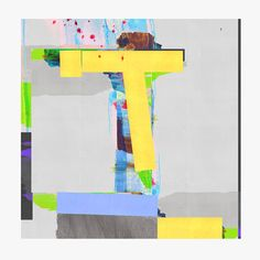 Abstract composition 360 Giclee print - 29,7 x 29,7 cm http://etsy.me/1ejXSIh