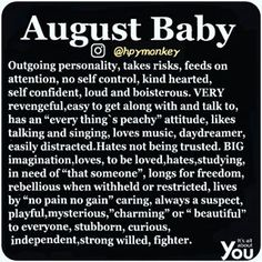76 Best Born in August images in 2016 | Astrological sign, Virgo