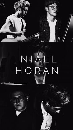 Niall | ctto: @stylinsonphones