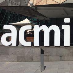 Culture and shit #lexozadventure #acmi #melbourne #Australia