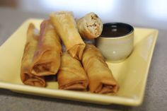 Filipino Spring Rolls (Lumpia) @ http://allrecipes.com.au
