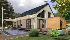 Projekty domów ABCentrum-DOM / Projekt DZP-9-A
