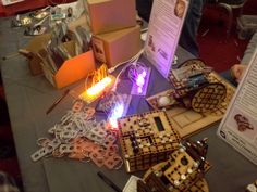 Oomlout shows off its bits, kits, boards and bright shiny things @ Maker Faire 2014, Centre For Life, Newcastle oomlout.co.uk #makerfaireuk
